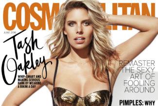 June Cosmo cover